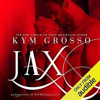 Jax audiobook cover art