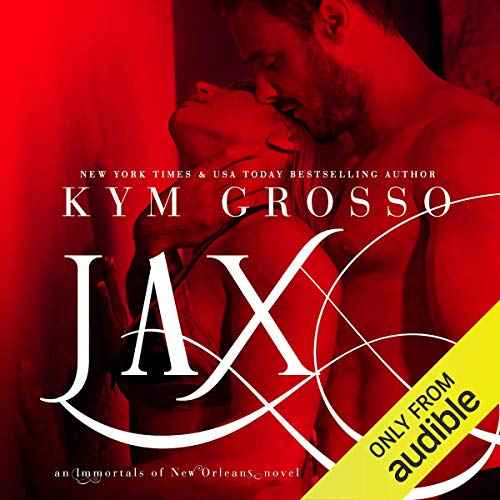 Jax audiobook cover art