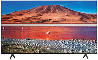 SAMSUNG 55 Inch TV Smart Crystal UHD 4K Flat - UA55TU7000UXUM