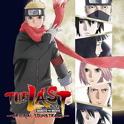 アニプレックス『THE LAST -NARUTO THE MOVIE- Original Soundtrack(SVWC-70036)』