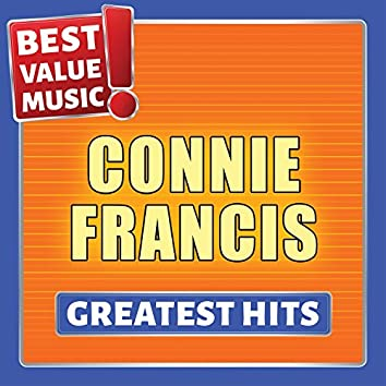 Connie Francis - Greatest Hits (Best Value Music)