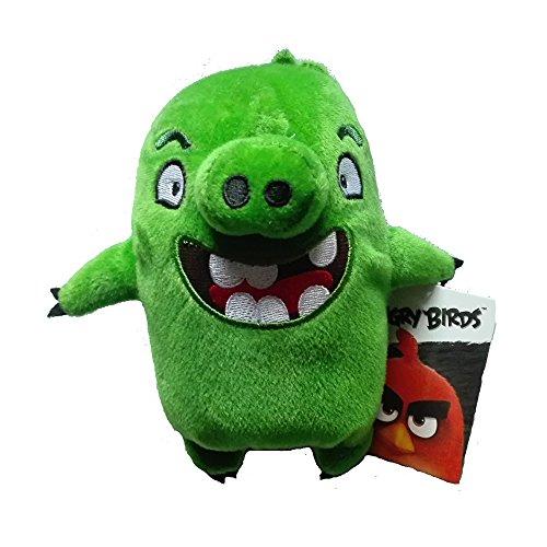 Rovio Angry Birds - Angry Birds Die Film-Charaktere - Schwein Plüschtier 7 Zoll