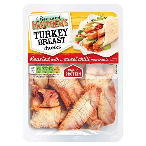 Bernard Matthews Sweet Chilli Turkey Breast Chunks, 90g