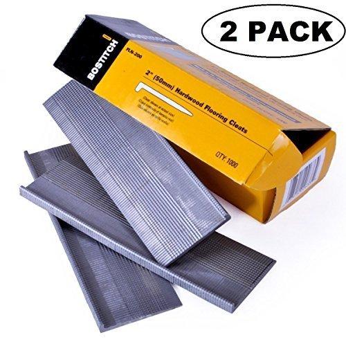 Bostitch Fln-150 2 Pk L Shaped Hardwood Flooring Cleat Nails by BOSTITCH