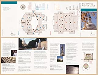 2009 Map U.S. Capitol visitor guide : U.S. Capitol Visitor Center : Washington D.C.. - Size: 18x24 -