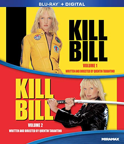 Kill Bill 2 Movie Collection (Blu-ray + Digital) - $9.99