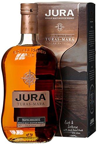 Isle of Jura Turas-Mara mit Geschenkverpackung Whisky (1 x 1 l)