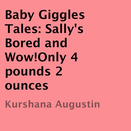 Baby Giggles Tales audiobook cover art