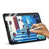 Focusor Paper-Feel Schutzfolie für iPad Pro 11 / iPad Air 4, Paper-Feel Matte Bildschirmschutzfolie mit Hoher Berührungsempfindlichkeit zum Zeichnen & Schreiben, Blendschutz, Einfaches Installationskit