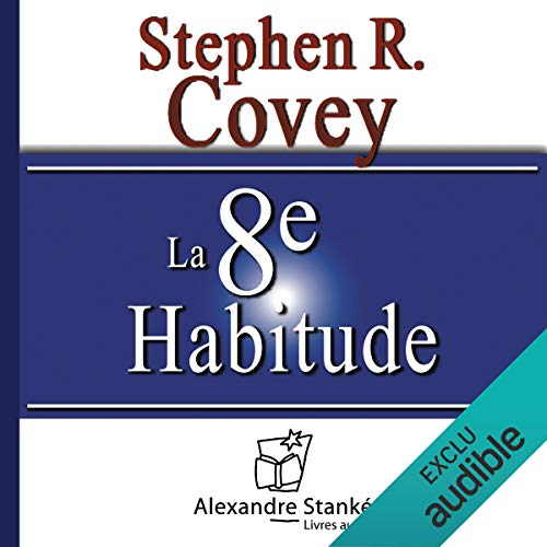 La 8e habitude audiobook cover art
