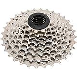 Dilwe Rueda Libre para Bicicleta, Rueda Libre de Casete de 8 velocidades de Acero al Cromo-molibdeno 32T Compatible con SRAM