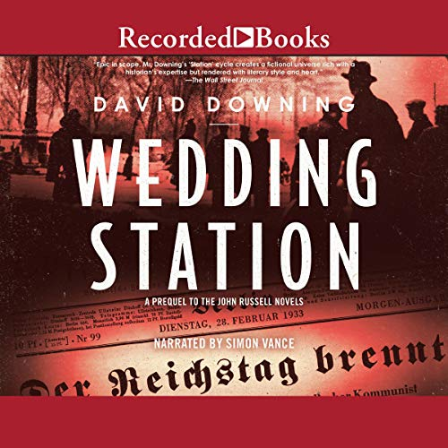 Wedding Station Audiobook By David Downing cover art