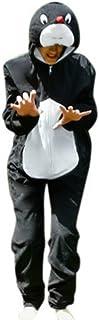 Ikumaal Maulwurf-Kostüm, AN47 Gr. M-L, Karnevalskostüm für Männer und Frauen, Maulwurf-Kostüme für Fasching Karneval, Maulwürfe als Karnevals- Fasnachts-Kostüm, Tier-Kostüme Faschings-Kostüme Erwachsene