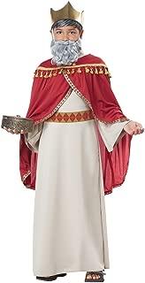 California Costume Melchior, Wise Man Child Costume