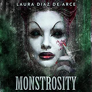 Monstrosity audiobook cover art