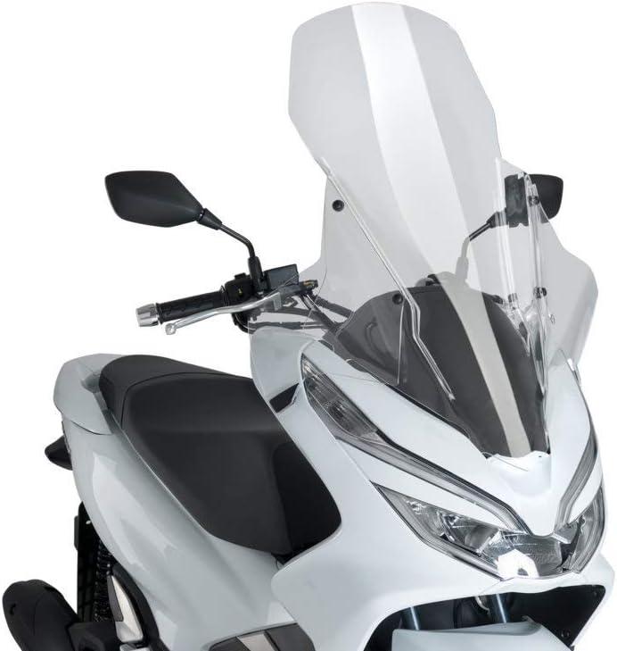 Puig Windschutzscheibe V Tech Line Touring 9789w 125 19 Honda Pcx 150 18 19 Auto