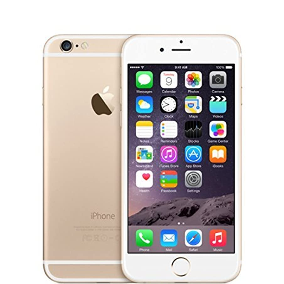 Apple iPhone 6, GSM Unlocked, 64 GB - Gold (Refurbished)