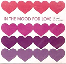 In The Mood For Love - 18 Best Love Songs (All Original Artists - Import)