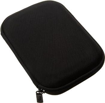 Amazon Basics Hard Travel Carrying Case for 5 Inch GPS Black