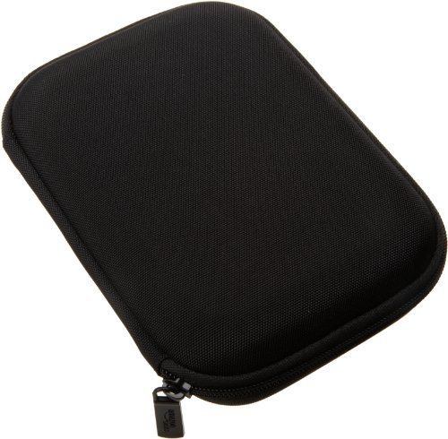 Amazon Basics - Funda para GPS de 5'', negro