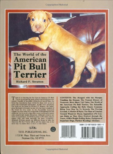 The World of the American Pit Bull Terrier 2