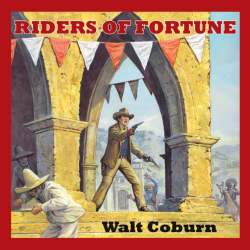 Riders of Fortune audiobook cover art