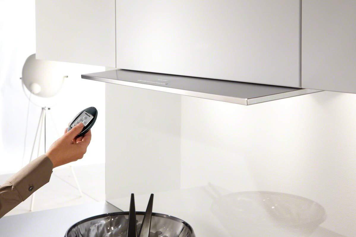 Miele DA 3698 - Campana extractora (90 cm, acabado en acero): Amazon.es: Grandes electrodomésticos