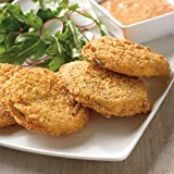 Diptn Dusted Fried Green Tomatoes, 2 Pound -- 6 per case.