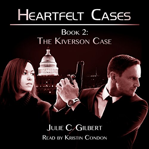 The Kiverson Case audiobook cover art