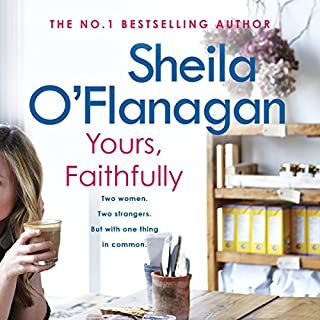 Yours, Faithfully audiobook cover art
