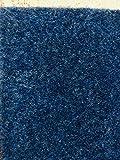 Internethandel Pfordt Kunstrasen blau (5€/m²) mit Noppen 400 cm breite (300 x 400 cm)