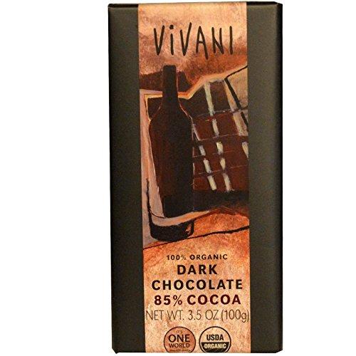 Vivani Cioccolato Fondente 85% - 30 g
