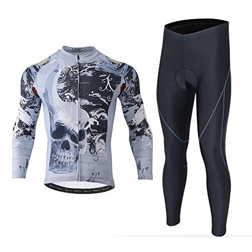 LPATTERN - Radsport-Bekleidung für Herren in 11#, Größe L
