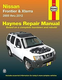 Haynes Nissan Frontier & Xterra 2005-2012 Repair Manual (Haynes Repair Manual)