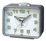 Casio - TQ-218-8EF - Réveil - Quartz Analogique - Alarme Répétitive