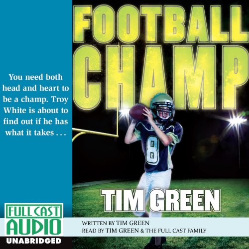 Football Champ audiobook cover art