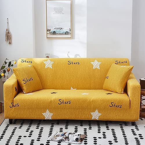 Cartoon Style Universal Sofa Covers for Children's Room Living Room Elastic Stretch Couch Cover Home Decor L Shape A8 3 Seater