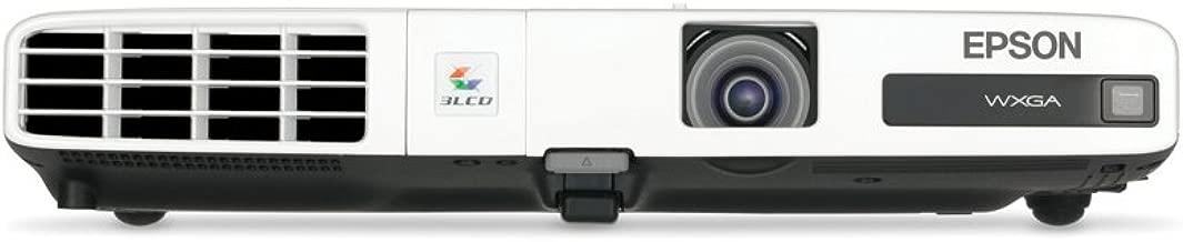 Epson PowerLite 1775W Widescreen Business Projector (WXGA Resolution 1280x800) (V11H363020)