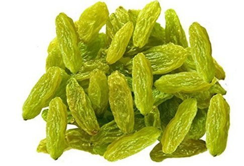 干しブドウ緑色に新疆から1500 gグレードA