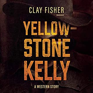 Yellowstone Kelly audiobook cover art