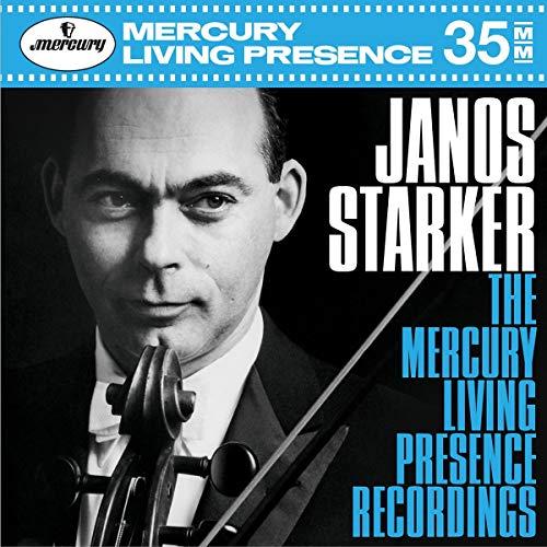 János Starker  - The Mercury Living Presence Recordings