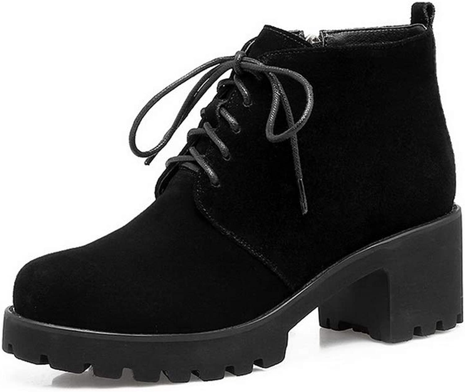 1TO9 Womens Mule Platform Casual Urethane Boots MNS03444
