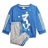 adidas Baby Sum Jogginganzug, Blue/White, 92