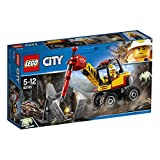LEGO- City Spaccaroccia da Miniera, Multicolore, 60185
