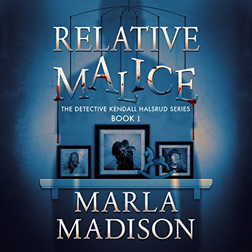 Relative Malice audiobook cover art