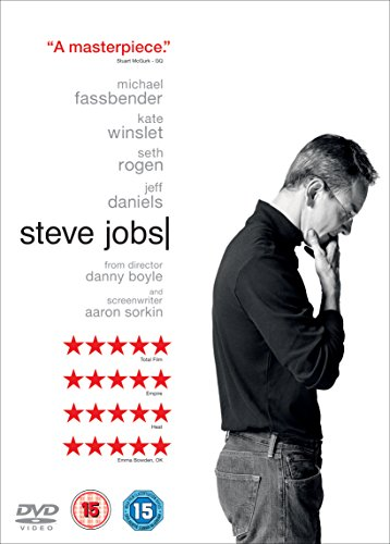 Steve Jobs [Edizione: Regno Unito] [Reino Unido] [DVD]
