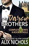 The Darcy Brothers - A Complete Series Box Set: (Humorous Contemporary Romance) (English Edition)
