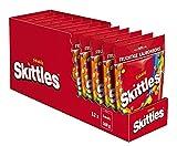 Skittles Fruits Beutel, 12er Pack (12 x 160 g)