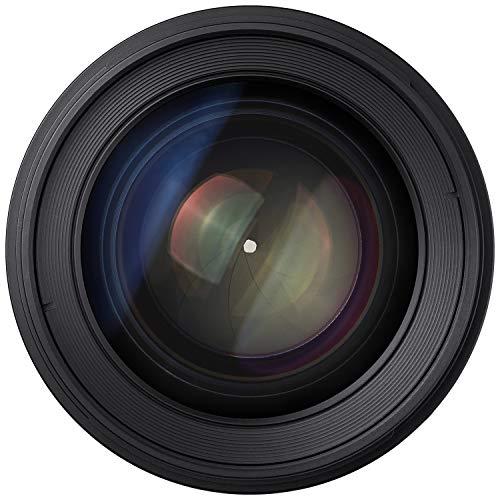 SAMYANGOPTICS(サムヤン・オプティクス)『AF50mmF1.4FE』
