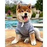 N/A Ropa para Perros Ropa para Perros Pequeños Abrigo De Algodón De Bulldog Francés Camiseta De Yorkie con Mochila Ropa para Cachorros Mascota Grande Mediana Pequeña Primavera Verano Transpirable